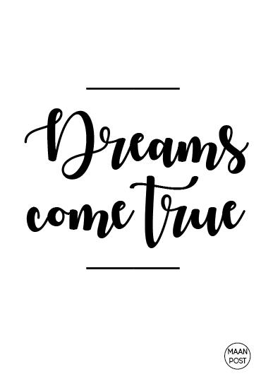 Productfoto Dreams