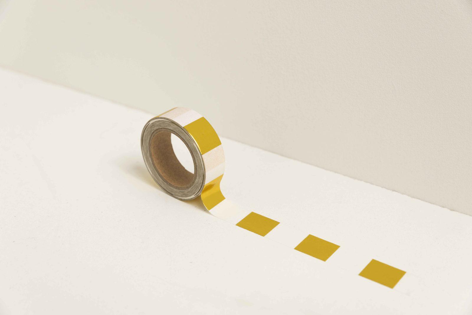 Washi tape gold